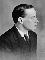 0433236 © Granger - Historical Picture ArchivePATRICK PEARSE (1880-1916).   Irish writer, nationalist and one of the leaders of the Easter Rising. Photograph, c1915.