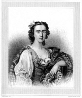 0056387 © Granger - Historical Picture ArchiveFLORA MACDONALD (1722-1790).   Scottish Jacobite heroine. Stipple engraving, English, 1836.
