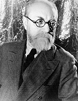 0124229 © Granger - Historical Picture ArchiveHENRI MATISSE (1869-1954).   French painter and sculptor. Photograph by Carl Van Vechten, 1933.