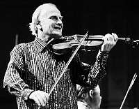 0115505 © Granger - Historical Picture ArchiveYEHUDI MENUHIN (1916-1999).   American violinist. Photograph, late 20th century.