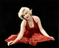 0528970 © Granger - Historical Picture ArchiveMARILYN MONROE (1926-1962).   American cinema actress.