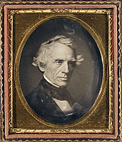 0115712 © Granger - Historical Picture ArchiveSAMUEL FINLEY BREESE MORSE   (1791-1872). American artist and inventor. Daguerreotype, c1845.