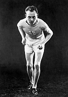 0031880 © Granger - Historical Picture ArchivePAAVO NURMI (1897-1973).   Finnish long-distance runner.