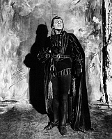 0037957 © Granger - Historical Picture ArchiveEZIO PINZA (1892-1957).   American (Italian-born) basso. Photographed in the role of Mephistopheles in Johann Goethe's 'Faust.'