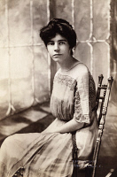 0528148 © Granger - Historical Picture ArchiveALICE PAUL (1885-1977).   American social reformer and founder of the National Women's Party. Photograph, c1915.