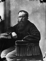 0030544 © Granger - Historical Picture ArchivePIERRE JOSEPH PROUDHON   (1809-1865). French journalist and politician. Photographed c1862 by Nadar.