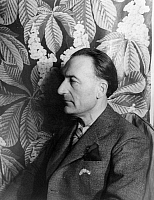 0126057 © Granger - Historical Picture ArchiveJULES ROMAINS (1885-1972).   French novelist, dramatist and poet. Photographed by Carl Van Vechten, 1936.
