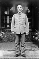 0527558 © Granger - Historical Picture ArchiveSUN YAT-SEN (1866-1925).   Chinese political leader. Photograph, c1920.