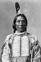 0117282 © Granger - Historical Picture ArchiveRED CLOUD (1822-1909).   Oglala Sioux chief. Photograph, late 19th or early 20th century.