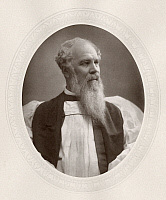 0268956 © Granger - Historical Picture ArchiveJOHN CHARLES RYLE   (1816-1900). English Anglican cleric, Bishop of Liverpool, 1880-1900. Photograph, 1870s.