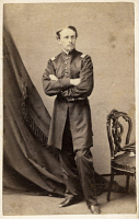 0528899 © Granger - Historical Picture ArchiveROBERT G. SHAW (1837-1863).   American soldier. Photograph, 1861.