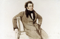 0025368 © Granger - Historical Picture ArchiveFRANZ SCHUBERT (1797-1828).   Austrian composer. Watercolor, 1825, by Wilhelm August Rieder.