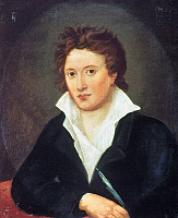 0020395 © Granger - Historical Picture ArchivePERCY BYSSHE SHELLEY   (1792-1822). English poet. Oil on canvas, 1819, by Amelia Curran.