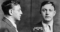 0132098 © Granger - Historical Picture ArchiveDUTCH SCHULTZ (1902-1935).   Originally, Arthur Flegenheimer. American gangster. Mug shot photograph, 1931.