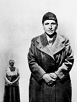 0125986 © Granger - Historical Picture ArchiveGERTRUDE STEIN (1874-1946).   American writer. Undated photograph.