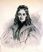0052416 © Granger - Historical Picture ArchiveFLORA TRISTAN (1803-1844).   French writer and activist. Lithograph, French, c1835.