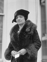 0325423 © Granger - Historical Picture ArchiveMABEL WALKER WILLEBRANDT   (1889-1963). U.S. Assistant Attorney General during Prohibition. Photographed outside the White House, 18 February 1925.