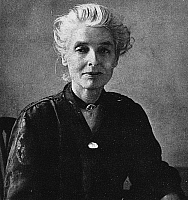 0012137 © Granger - Historical Picture ArchiveBEATRICE WEBB (1858-1943).   Née Potter. English Fabian socialist and writer.