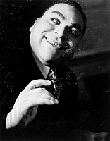 0005053 © Granger - Historical Picture ArchiveTHOMAS 'FATS' WALLER   (1904-1943). American musician and composer.