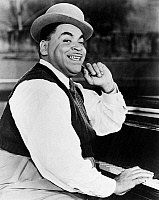 0014990 © Granger - Historical Picture ArchiveTHOMAS 'FATS' WALLER   (1904-1943). American musician and composer.