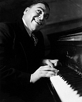 0032559 © Granger - Historical Picture ArchiveTHOMAS 'FATS' WALLER   (1904-1943). American musician and composer.