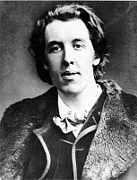 0017432 © Granger - Historical Picture ArchiveOSCAR WILDE (1854-1900).   Irish writer and wit.