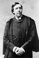 0018402 © Granger - Historical Picture ArchiveOSCAR WILDE (1854-1900).   Irish writer and wit. Photographed c189.