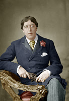0185634 © Granger - Historical Picture ArchiveOSCAR WILDE (1854-1900).   Irish poet and writer. Photographed by W. & D. Downey, 1889.