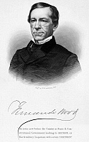 0006253 © Granger - Historical Picture ArchiveFERNANDO WOOD (1812-1881).   American politician. Line and mezzotint engraving, 19th century.