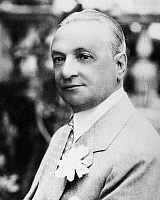 0180596 © Granger - Historical Picture ArchiveFLORENZ ZIEGFELD (1869-1932).   American theatrical producer. Photograph, 1931.