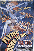 0022091 © Granger - Historical Picture ArchiveFLYING DOWN TO RIO, 1933.   Film poster.