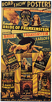 0096127 © Granger - Historical Picture ArchiveBRIDE OF FRANKENSTEIN, 1935.   The Bride of Frankenstein poster page, 1935.