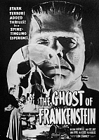 0096129 © Granger - Historical Picture ArchiveGHOST OF FRANKENSTEIN.   The Ghost of Frankenstein film poster, 1942.