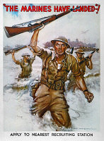 0061834 © Granger - Historical Picture ArchiveWWII RECRUITING POSTER.