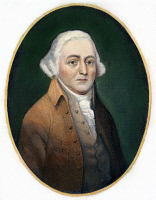 0063959 © Granger - Historical Picture ArchiveJOHN ADAMS (1735-1826).   American President: aquatint, 1800, by Cornelius Tiebout.