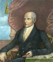 0057539 © Granger - Historical Picture ArchiveJOHN QUINCY ADAMS   (1767-1848). 6th President of the United States. Lithograph, American, c1825.