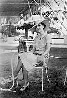 0259724 © Granger - Historical Picture ArchiveMAMIE EISENHOWER   (1896-1979). Wife of president Dwight D. Eisenhower. Photograph, mid 20th century.