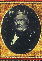 0024020 © Granger - Historical Picture ArchiveMILLARD FILLMORE (1800-1874).   Thirteenth president of the United States. Daguerreotype, c1850.