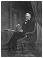 0089892 © Granger - Historical Picture ArchiveMILLARD FILLMORE (1800-1874).   13th president of the United States. Steel engraving, 19th century.