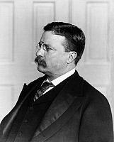 0174631 © Granger - Historical Picture ArchiveTHEODORE ROOSEVELT   (1858-1919). 26th President of the United States. Photograph, 1904.