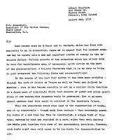 0174686 © Granger - Historical Picture ArchiveEINSTEIN LETTER, 1939.   Letter from Albert Einstein to President Franklin D. Roosevelt regarding the possibilities of an atomic bomb, 2 August 1939.