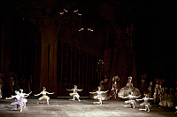 0050933 © Granger - Historical Picture ArchiveBALLET: SLEEPING BEAUTY.   The Fairies dance at the Wedding. Act 3.