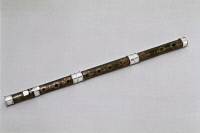 0026964 © Granger - Historical Picture ArchiveFLUTE, c1710.   Baroque Flute made by P.J. Bressan in London, c1710.