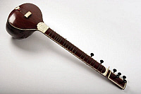 0372457 © Granger - Historical Picture ArchiveMUSICAL INSTRUMENT.    Sitar - Indian stringed instrument. Full credit: Chris Stock / Lebrecht Music & Arts / Granger, NYC -- All Rights Reserved.
