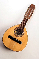 0395461 © Granger - Historical Picture ArchiveMUSICAL INSTRUMENT.   Bandurria or 12-string Spanish mandolin made by Vicente Tomas. Full credit: Chris Stock / Lebrecht Music & Arts / Granger, NYC -- All rights reserved.