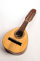 0395462 © Granger - Historical Picture ArchiveMUSICAL INSTRUMENT.   Bandurria or 12-string Spanish mandolin made by Vicente Tomas. Full credit: Chris Stock / Lebrecht Music & Arts / Granger, NYC -- All rights reserved.