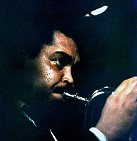 0397591 © Granger - Historical Picture ArchiveJAZZ MUSIC.    Art Farmer at Jazzhouse Montmartre Copenhagen, 2 March 1968. AF: American jazz trumpeter and flugelhorn player, 21 August 1928 - 4 October 1999. Full credit: JazzSign / Lebrecht Music & Arts / Granger, NYC -- All rights reser