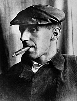 0183476 © Granger - Historical Picture ArchiveBERTOLT BRECHT (1898-1956).   German playwright and poet. Photograph, c1935.