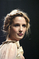 0403609 © Granger - Historical Picture ArchiveTHEATER PERFORMANCE.    Kelly Reilly (Desdemona) in 'Othello' at Donmar Warehouse, London, 4 December 2007. Directed by Michael Grandage. 'Othello' by William Shakespeare c.1603. WS: English playwright 1564 - 1616. Full credit: Tristram Kenton / Lebrecht Music & Arts / Granger, NYC -- All rights res