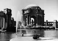 0172711 © Granger - Historical Picture ArchivePANAMA-PACIFIC EXPOSITION.   The Palace of Fine Arts at the Panama-Pacific Exposition in San Francisco, California. Photograph, 1915.